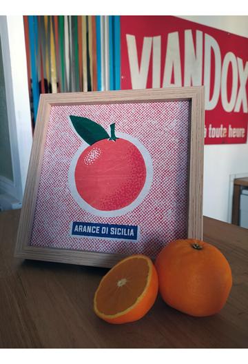 Orange de Sicile